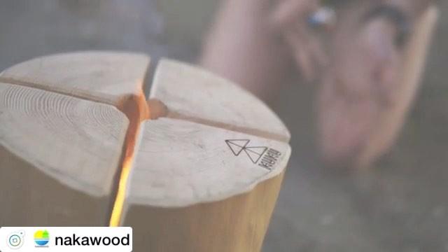 今年の夏はこれできまり!木こりのろうそく KUKU TORCH椅子としても使えるスウェーデントーチ#kuku #torch #tokushima#naka #woodboard #杉 #トーチ #スウェーデントーチ #木頭杉 #nakawood #キャンプ #アウトドア #camp #outdoor#サーフ#サーフトリップ#サーフィン#サーファー#サーフスタイル @yasuindianeagle 【詳細】・徳島県那賀町産の杉・ツガ材を職人が手作りで加工しています。 ・点火用の着火剤・端材も同梱しています。約5分で着火頂けます。 ・アウトドア・レジャーのシーンでキャンプファイヤー、調理用など多用途で活躍します。 ・樹皮を剥ぎ、乾燥しておりますので室内で椅子やインテリアとしてもご使用頂けます。 ・災害時などには燃料になる防災ベンチとしても活躍します。 ・大・中・小のサイズ展開  小3,780円 中5,400円 大12,960円 (税込・送料別途)
