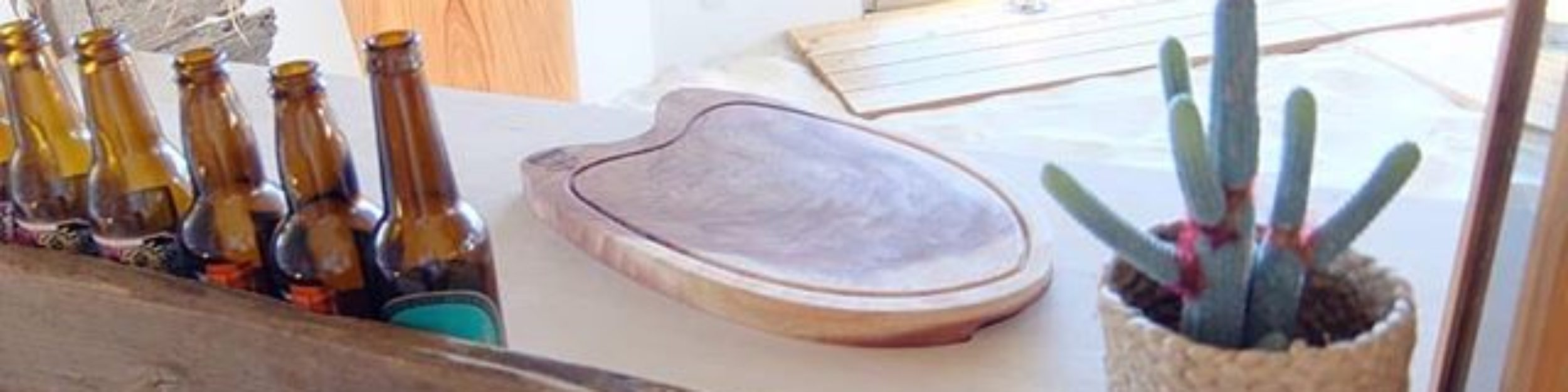 WoodBoard KUKU レジャー・インテリア・ディスプレイ用木製サーフボード