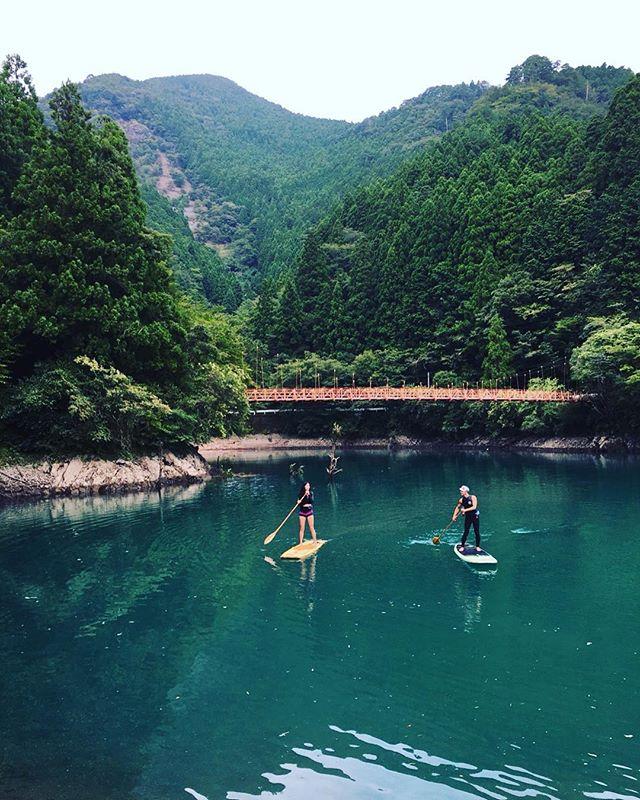 sup cruisenaka tokushima#woodboardkuku @kozikita @mebina @naka_machi1184 @naka_iju_ @nakawood