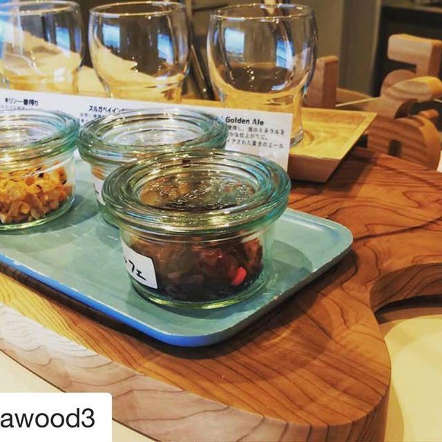 #Repost @nakawood3 with @get_repost・・・おはようございます那賀ウッドです木頭杉のプレートは料理の盛り付け、雑貨のデイスプレイなどいろいろな用途でご使用頂けます#kuku #プレート #星野リゾート #リゾナーレ熱海 #木頭杉 #woodboard #tokushima #naka #cafe