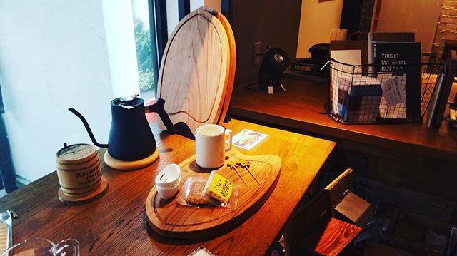 kukuプレート香川県三豊市DEMI1/2さんで展示販売して頂いてます。#ウッドボードkuku #木頭杉#cuttingboard #プレート#DEMI1/2@nakawood