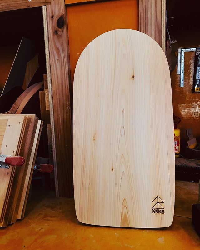 KUKUカッティングボードオーダー分サイズ、形はアレンジ出来ます!#cuttingboard #ウッドボードkuku #ヒノキ#cooking #シェフ@mebina @nakawood