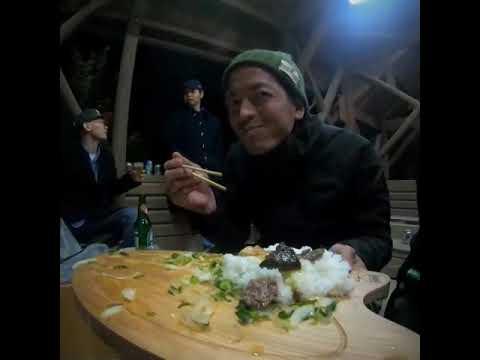 あいあいらんどにて歓迎BBQ!東京からICSカレッジオブアーツの学生の皆さんが那賀町へ!