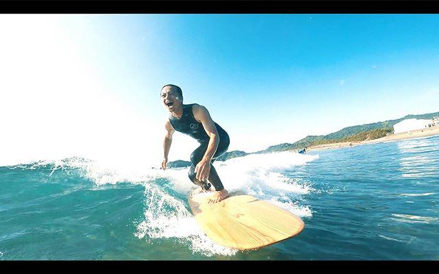 "KUKU alaia""A-type""#woodboardkuku #ウッドボードkuku #木頭杉 #alaiasurfing #alaiasurfboard #beach #summer#woodboard @nakawood @hidefoto.jp @moonjelly_official"