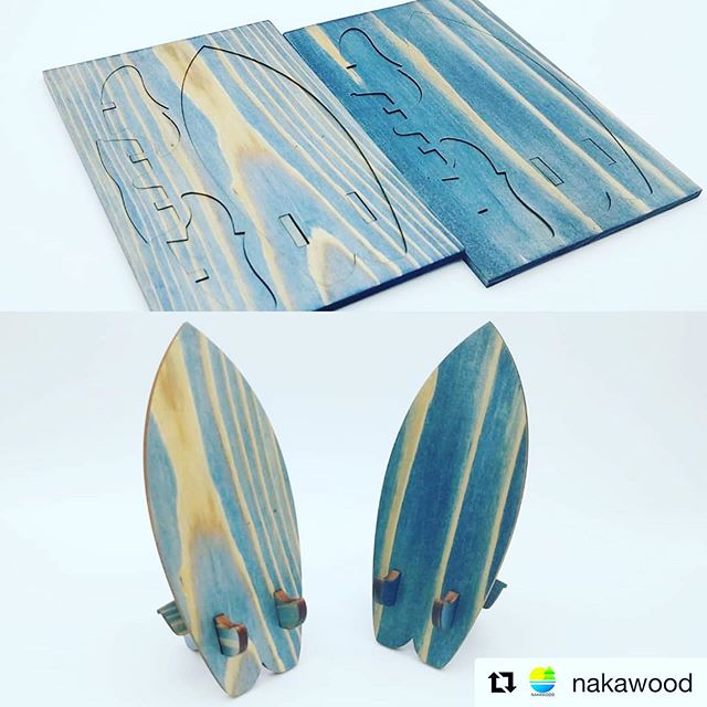 #Repost @nakawood with @get_repost・・・KUKUスマホスタンド 藍Ver試作那賀高校×大利木材×那賀ウッド(WoodBoard KUKU)のコラボです木目を活かした徳島の優しいブルーに癒されます#木頭杉 #スマホスタンド #藍 #藍染 #那賀高校 #大利木材 #japanblue #cooljapan #surf #surfboard #surfing #mobilestand @woodboardkuku