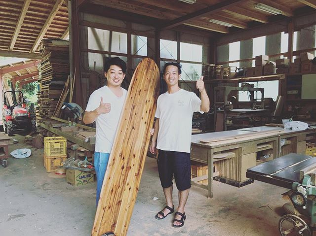木桶再生プロジェクト10  野田味噌 野田さん那賀町来訪!